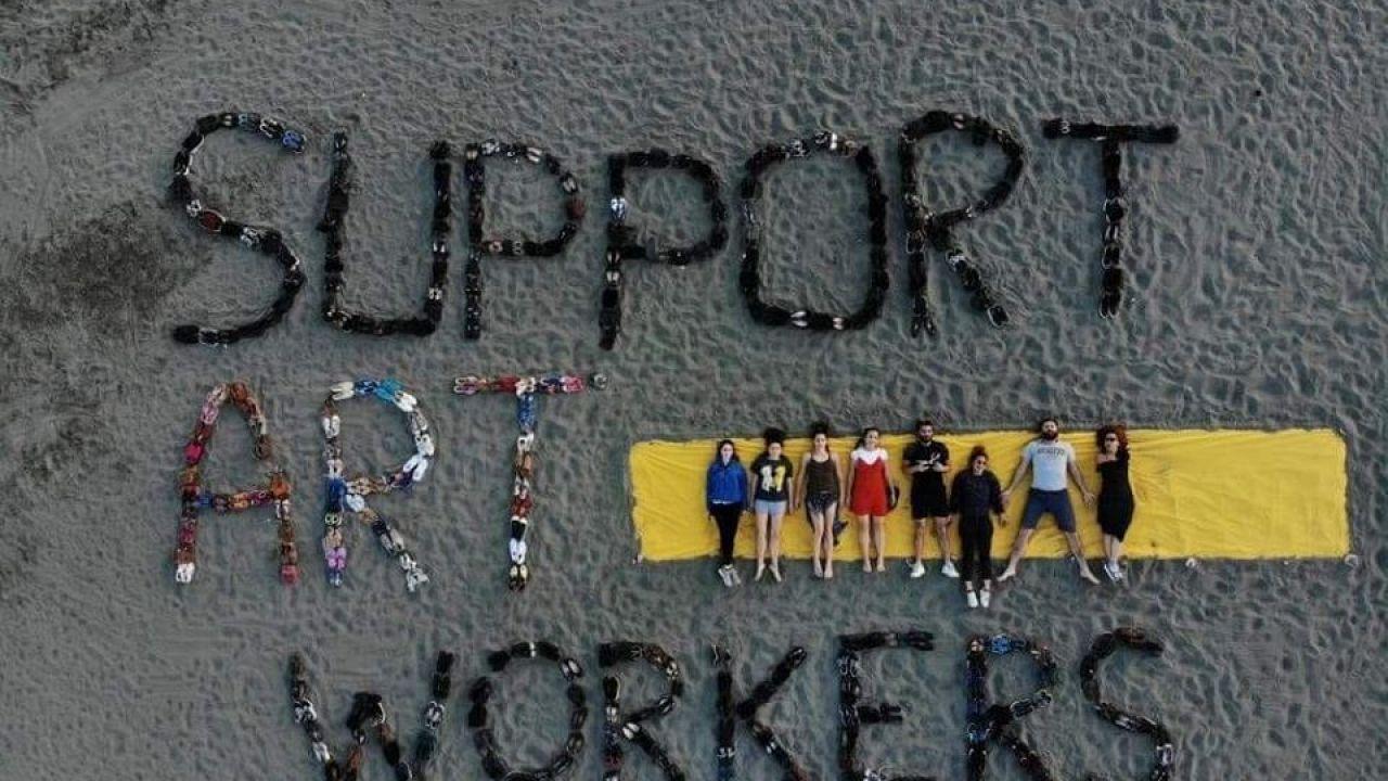 Κύπρος: #SupportArtWorkers - Βίντεο μήνυμα από τους καλλιτέχνες