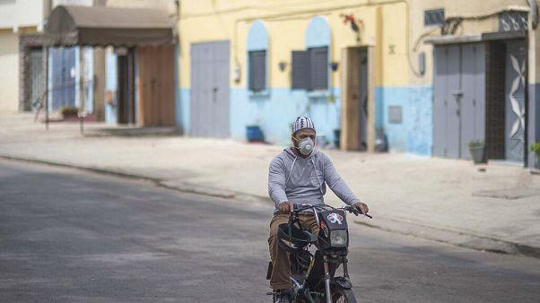 Virus Outbreak Morocco