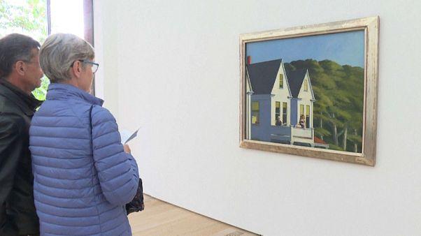 Schweiz: Edward-Hopper-Ausstellung in der Fondation Beyeler verlängert