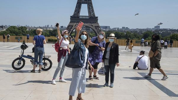 17 de mayo de 2020. París, Francia.