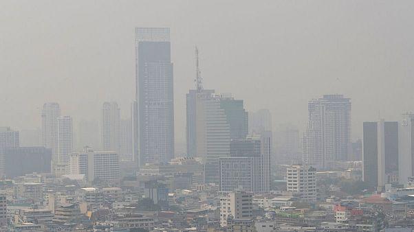 با لغو قرنطینهها، سطح آلودگی هوا در چین بار دیگر افزایش یافت