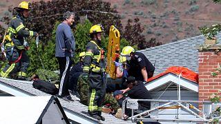 وفاة طيار في تحطم طائرة عروض جوية تابعة لسلاح الجو الكندي