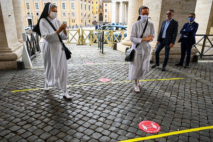 VINCENZO PINTO/AFP