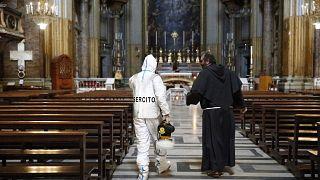 Virus Outbreak Italy Reopening