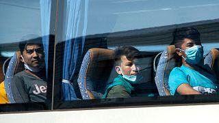 فيروس كورونا يتفشى في مأوى للاجئين في ألمانيا