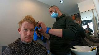 How one Brit sneaked into France for a haircut despite COVID-19 restrictions