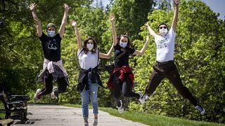 Türkiye'de Covid-19 salgınında sokağa çıkma yasağı