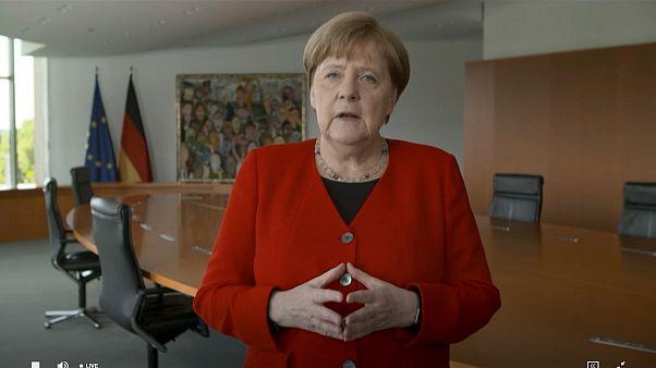 Меркель и Макрон предложили план стимулирования европейской экономики объемом 500 млрд евро