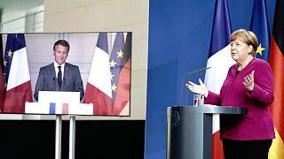 Κοινή πρόταση από Βερολίνο και Παρίσι για ευρωπαϊκό πρόγραμμα ανάκαμψης ύψους 500 δισ. ευρώ