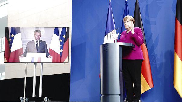 Virus Outbreak Germany France