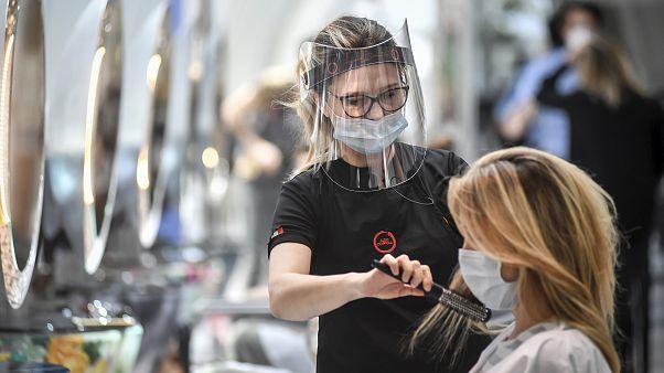 Fin de l'épreuve capillaire, l'Italie peut retourner se faire coiffer