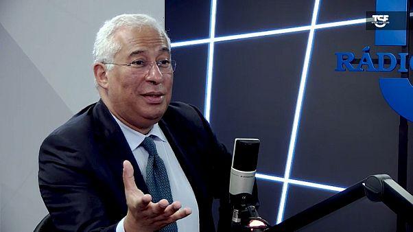 António Costa, em entrevista à TSF