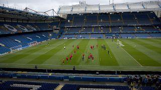 Estadio de Stamford Bridge en Londres