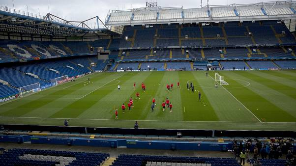 Estadio de Stamford Bridge en Londres