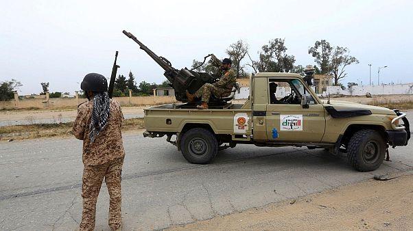 نیروهای دولت لیبی پایگاه هوایی استراتژیک «الوطیه» را از خلیفه حفتر پس گرفتند