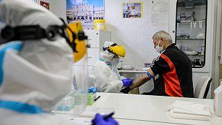 Sikeres lett a magyar országos koronavírus-szűrés