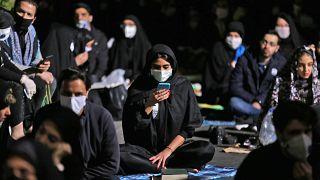 إيران تعلن السيطرة على فيروس كورنا