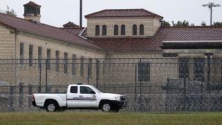 ABD'nin Texas eyaletinde bir hapishane sağlık merkezi