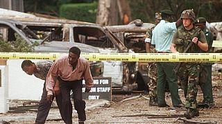 Kenya El Kaide saldırısı (Arşiv)