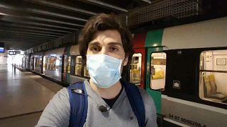 Viajar para Espanha durante o estado de alarme