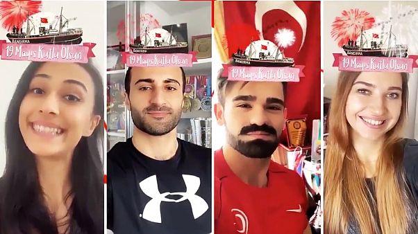 Siyasilerin 19 Mayıs Atatürk'ü Anma Gençlik ve Spor Bayramı'nda gençlere mesajları