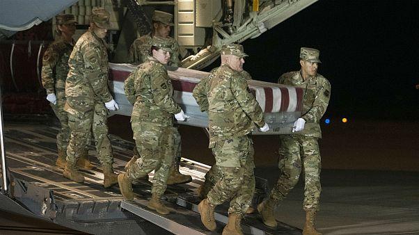 اف بی آی: عامل حمله به پایگاه نظامیان آمریکایی با القاعده در ارتباط بوده است