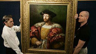 تمديد معرض رافايلو في روما بعد تعليقه بسبب إغلاق كورونا