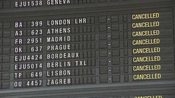 Евросоюз спасает авиалинии, пострадавшие от пандемии