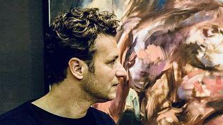 Egy új kiállításnyi képet alkotott a járvány alatt Kállai Henrik festőművész
