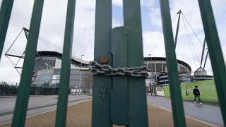 L'Etihad Stadium, le stade de Manchester City.