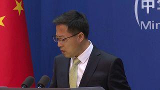 Corona-Streit zwischen USA und China geht in die nächste Runde