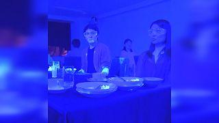 آزمایش ژاپنیها برای نشان دادن سرعت انتقال ویروس کرونا