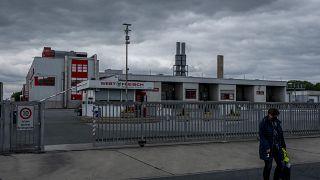 Мясокомбинат в Германии