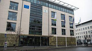 İsveç'in başkenti Stockholm'de bulunan Avrupa Hastalık Önleme ve Kontrol Merkezi (ECDC)