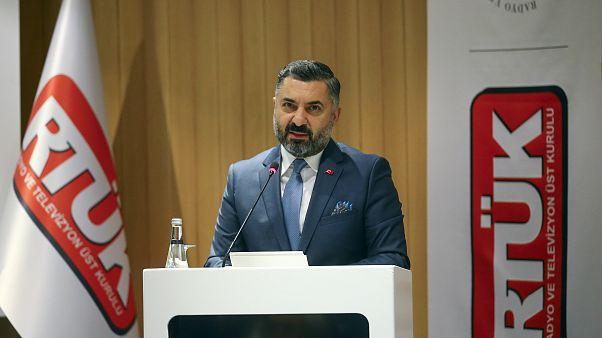 Radyo ve Televizyon Üst Kurulu Başkanı Ebubekir Şahin
