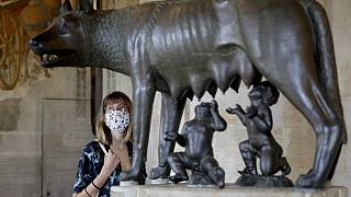 Rome's Museums reopen