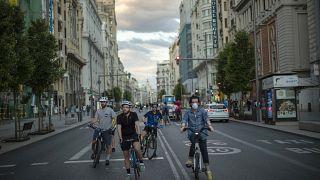 Coronakrise führt zu Boom bei Fahrrad-Verkäufen