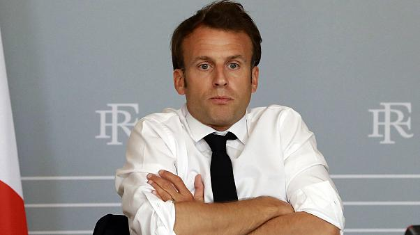 Fransa Cumhurbaşkanı Emmanuel Macron'un partisi mecliste çoğunluğu kaybetti