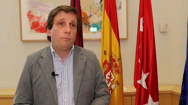 """Martínez-Almeida: """"Madrid está preparada para pasar a la fase uno"""""""