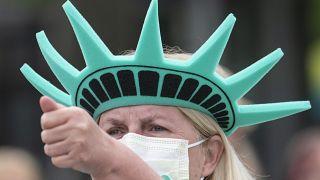 Virus Outbreak Germany Tourism