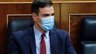Espagne : prolongation de l'état d'alerte, jusqu'au 6 juin