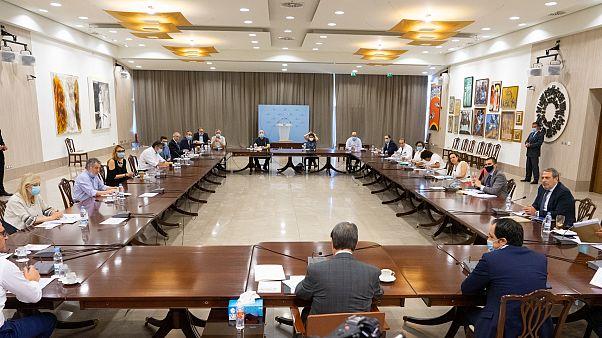 ΠτΔ - Σύσκεψη για τον κορωνοϊό//PoR - Meeting on COVID-19