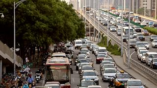14 Mayıs, Başkent Pekin