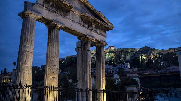 Athens City Center/ Acropolis