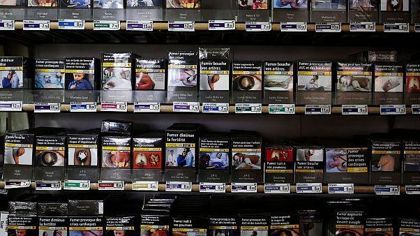 فروش سیگار منتول (نعنایی)  در اتحادیه اروپا و بریتانیا ممنوع شد