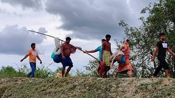 طوفان در بنگلادش و هند؛ جان میلیونها نفر همزمان با شیوع کرونا در خطر است