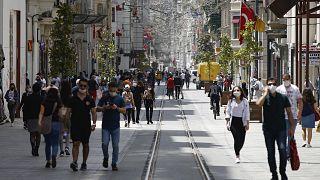 İstiklal Caddesi / İstanbul