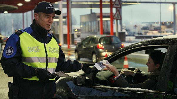 Controlo fronteiriço no espaço Schengen