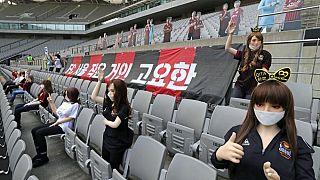 FC Seoul futbol takımı tartışmalara neden olan uygulama nedeniyle özür diledi