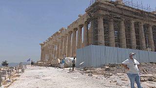 Katastrophe für Griechenlands Reiseführer
